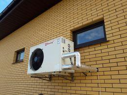 Тепловой насос воздух вода 12 кВт на 100 - 140 м2 и больше от Meeting