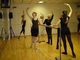 Занятия по хореографии и балету