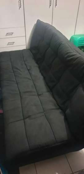 """Living In Style"" 1 year old Couch"