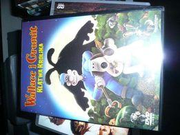 DVD wallace i gromit klątwa królika