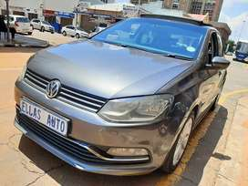 2014 VW Polo TSI 1.2 Highline