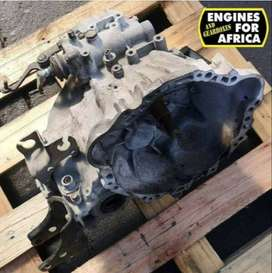 Toyota Corolla 1.5/6/8L DS 4A 5Speed Manual Gearbox For Sale.