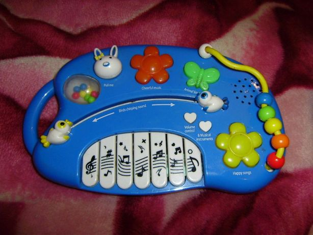 Baby mix Музыкальное пианино Киев - изображение 3