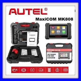 Autel MaxiCOM MK808 OBD2 Diagnostic Tool with All System Service Funct