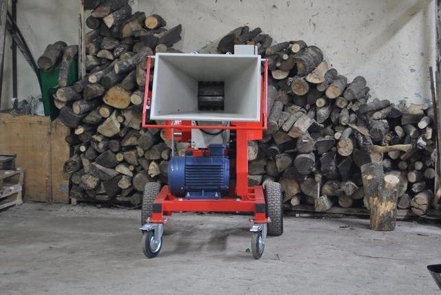 Измельчитель веток, дробилка веток, подрібнювач гілок АРПАЛ АМ-120Е Винница - изображение 4