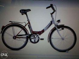велосипед складной универсальный 10 000р