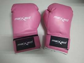 Pink Boxing / Training Gloves