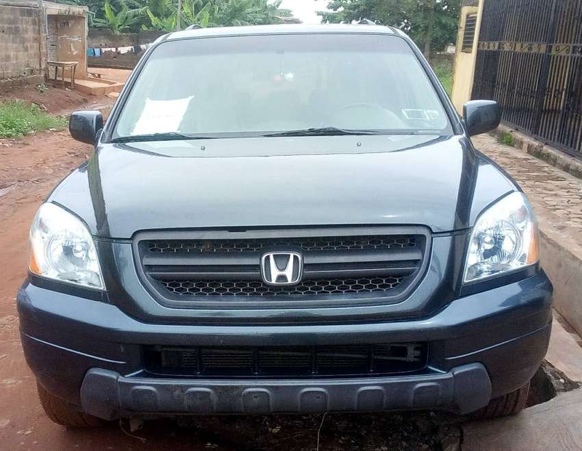 Foreign Used Clean Honda pilot 0