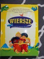 WIERSZE dla dzieci Brzechwa itp. twarda oprawa stan BDB+