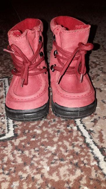 Ботинки(сапожки)GORE-TEXдемисезонные на девочку Кривой Рог - изображение 1