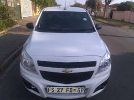"Top of the range Chevrolet Utility, low km, two keys, 17"" Mag wheels."