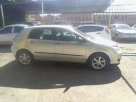 Toyota Runx 1.4 manual for sale