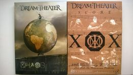 Dream Theater DVD (Chaos in Motion. Score)