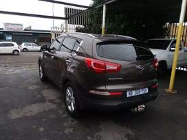 Kia Sportage 2.0 CRDi SUV Automatic For Sale