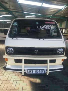 Vw microbus 1.9 water cooled