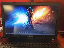 Gaming laptop for sale.  ASUS X55VX with Geforce GTX 950M