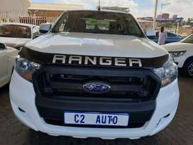 2017 Ford Ranger 2.2 6Speed Extended Cab  Manual
