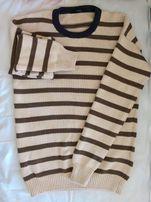 Мужской свитер люкс бренда Gucci, брендовая одежда оригинал