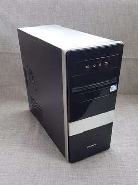 Computer Tower + SSD Drive