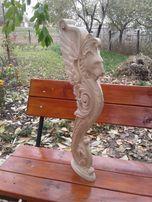 Услуги фрезеровки на станке с ЧПУ. 3D. Резной декор из дерева.