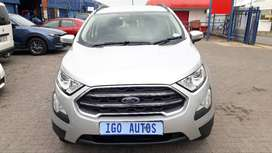 2019 Ford EcoSport 1.0 EcoBoost Trend Automatic 2000km R253500