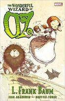 Wonderful Wizard of Oz комикс