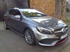 2016 Mercedes Benz A200 AMG Sunroof Automatic leather seat