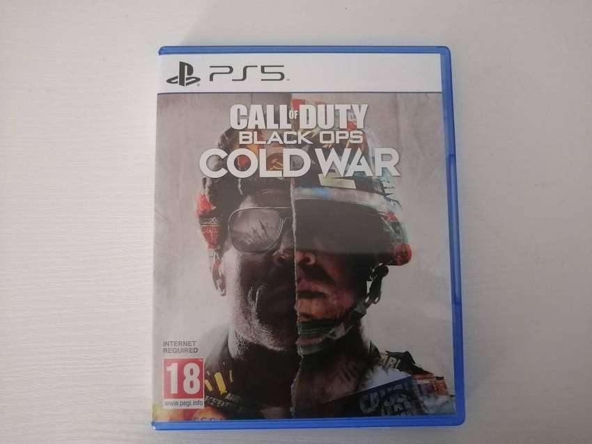 Call of Duty Cold War PS5 R1000