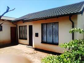 House To Rent Protea Glen Ext 11 (No Parking)
