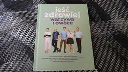 Jeść zdrowiej warzywa i owoce   Książka   Lidl   Nowa   w folii