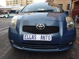 Pre Owned 2008 Toyota Yaris T3. Automatic