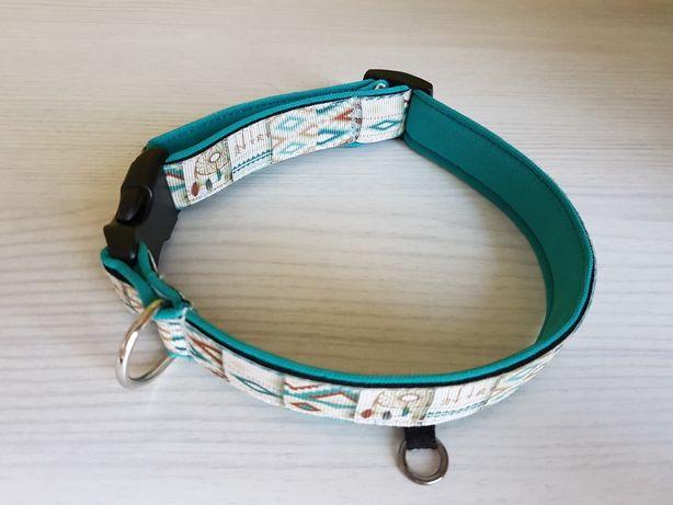 Obroża dla psa aztecka 2/2,5/3cm Sosnowiec - image 2