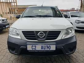 2017 Nissan NP200 1.6 Manual