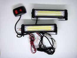 Дневные ходовые огни (DRL) LEDG855(стобоскоп)