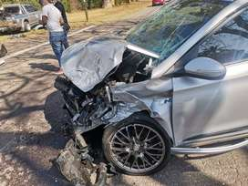 i20 1.4N Front only Accidental damaged hyundai i20N series for sale