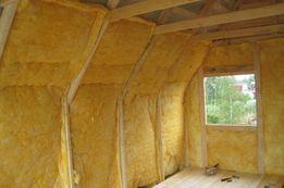 Минеральная вата (Утеплитель) для крыши и фасадов