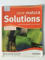 OKAZJA!!!New Matura Solutions Upper- Intermediate Student's Book