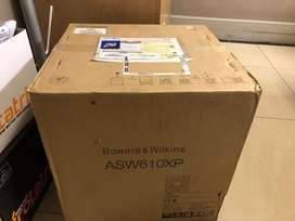 """Bowers & Wilkins ASW 610 XP Active Subwoofer 10"""" 500W"""