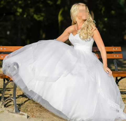 Suknia ślubna Częstochowa - image 1