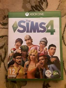 Sims 4, Xbox one