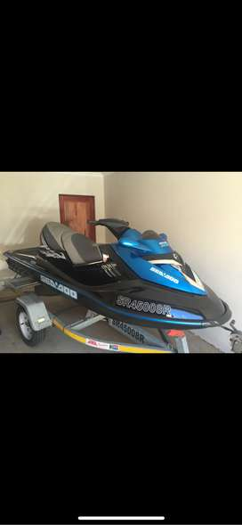 Sea doo 215 Rxt supercharger