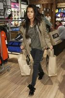 Zara czarne jeansy rurki blogerek push up hm mango jesień Okazja