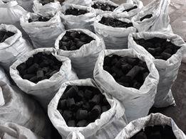 Угольный брикет. Уголь
