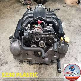 Imported used LEGACY/OUTBACK 3.0L Engines for sale at MYM AUTOWORLD