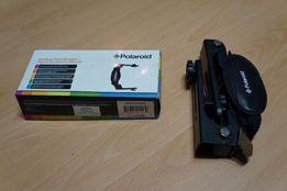 Polaroid podwójny składany uchwyt do aparatów