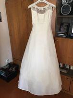 Свадебное платье Италия размер 42-46