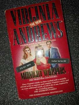 Midnight Whispers - Virginia Andrews - The Cutler Series #4.