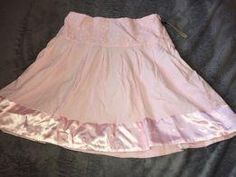 różowa spódniczka dziewczęca nowa