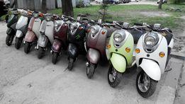 Ремонт продаж скутерів Honda Yamaha Suzuki Viper Giorno Dio Vino Jog