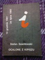 Ocalone z kipiszu - Szaciłowski